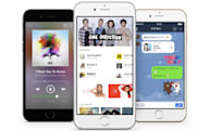 Line jumps from messaging to music with its own streaming service