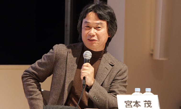 Miyamoto mentions new hardware, new MotionPlus games
