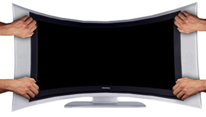Could we see ultra widescreen HDTVs in the future?