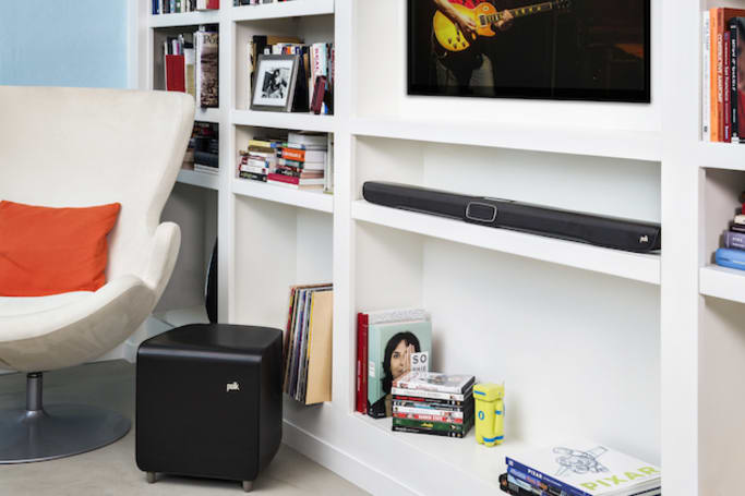 Spotify streaming comes to Polk Omni wireless speakers