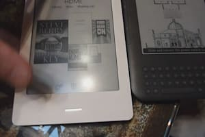 Kobo EReader Touch Edition Hands-on