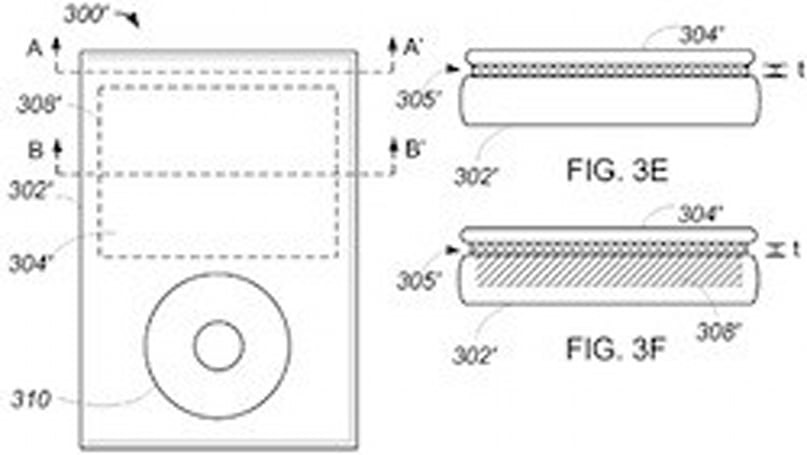 Apple patent application aims to keep iPhones shatter-proof with shock mounted glass