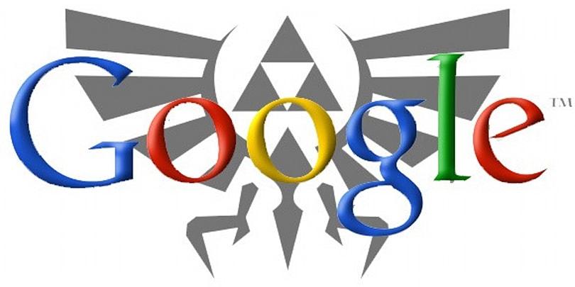 Google artist sneaks Triforce into logo, Google removes it [update]