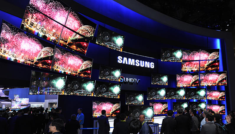 Samsung expands the search for its next hit with 'innovation team'