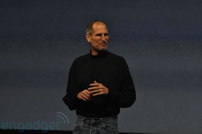Steve Jobs's WWDC keynote live today at 10AM PT / 1PM ET!