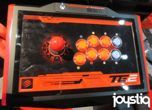 Mad Catz Tournament Edition 2 FightStick for Xbox One is customizable, out this fall