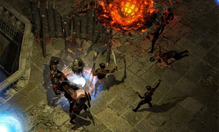 Path of Exile Season Two starts April 19th, adds solo challenge