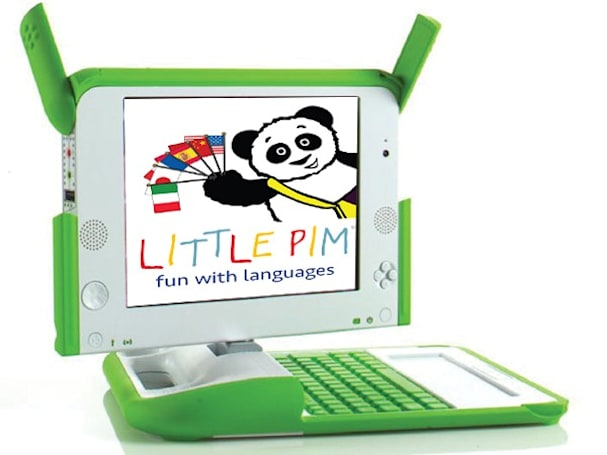 OLPC to bring Little Pim language teaching videos to XO laptop, underprivileged children