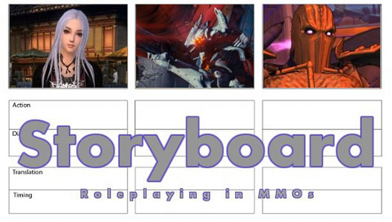 Storyboard: Signing up for the team
