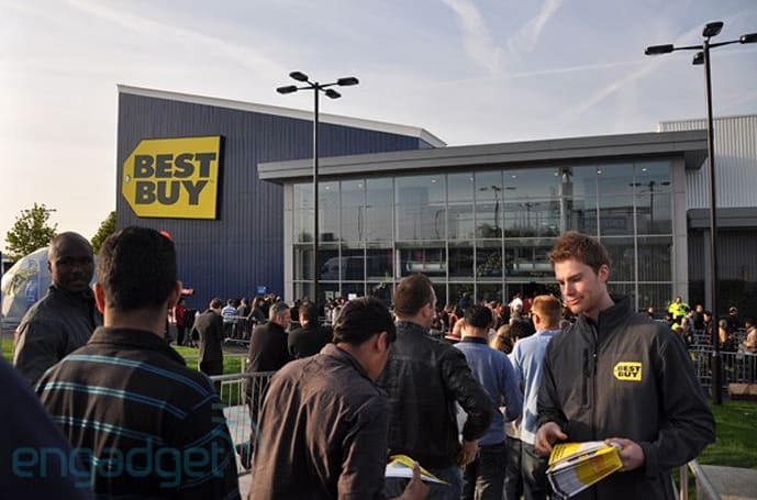 Best Buy will sell its half of European arm to Carphone Warehouse for $775 million