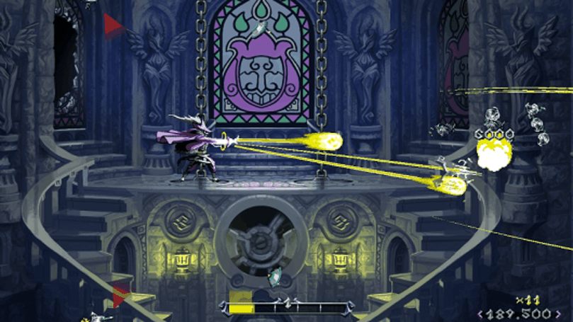 Savant Ascent mixes arcade shooting with music album, coming to PS4