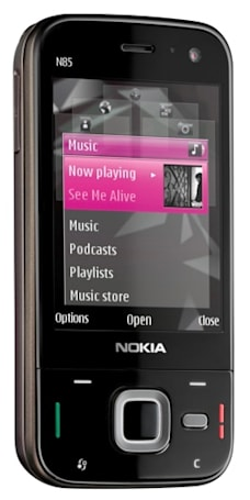 Nokia N85 pops up at Amazon for $556 unlocked