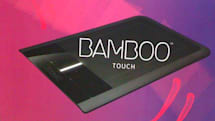 Wacom Bamboo multitouch pen tablet spotted by Mr. Blurrycam