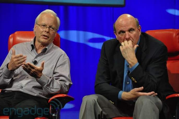 Ray Ozzie, Microsoft's Chief Software Architect, is calling it quits