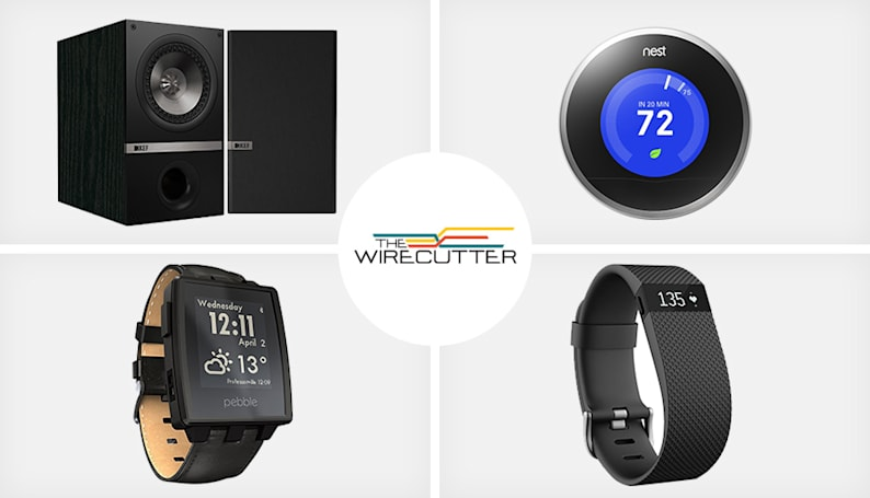 The Wirecutter's best deals: the Pebble Steel, Fitbit Charge HR and more