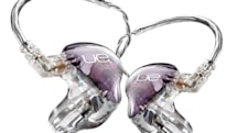 Ultimate Ears Pro 7 Custom in-ear monitors for pro musicians and audiophiles