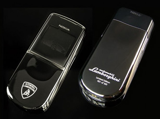 Nokia and Lamborghini serve up special Sirocco