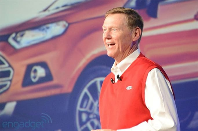 Reuters: Stephen Elop and Ford's Alan Mulally make Microsoft CEO shortlist