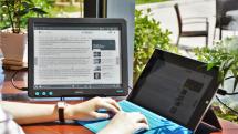 電子ペーパー採用ディスプレイ「PaperLike」がクラウドファンディングで出資募集中。目に優しく、サイズは13.3型