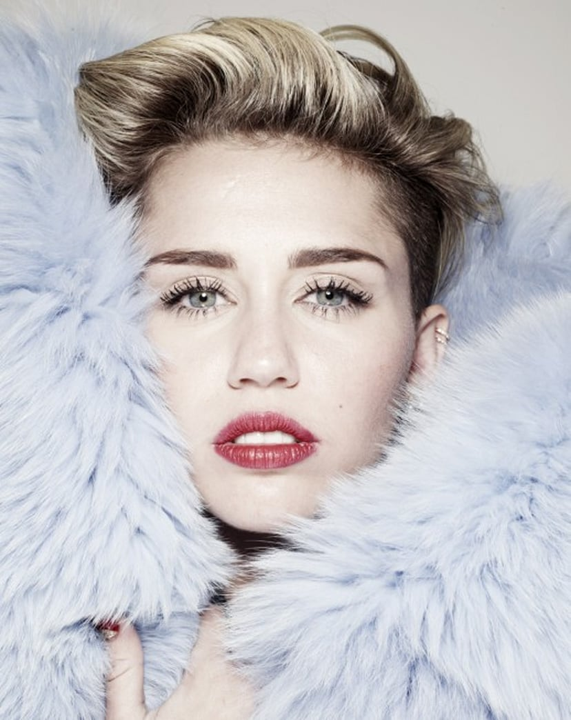 Is Marc Jacobs to blame for Miley Cyrus's new image?