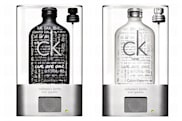 "Calvin Klein fragrances get paired with ""MP3 speakers"""