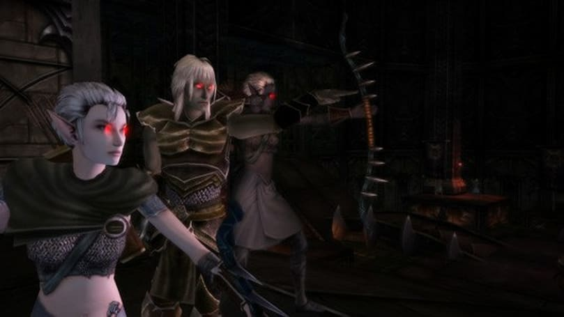 DDO shows off new expansion dungeon House of Broken Chains