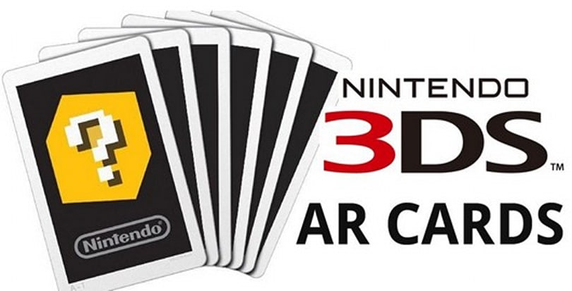 Load up your 3DS AR cards on your internet-equipped phone