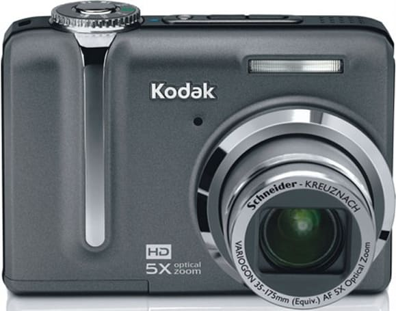 Kodak's new Zooms: the 12 megapixel Z1275 and ZD710 with 10x zoom