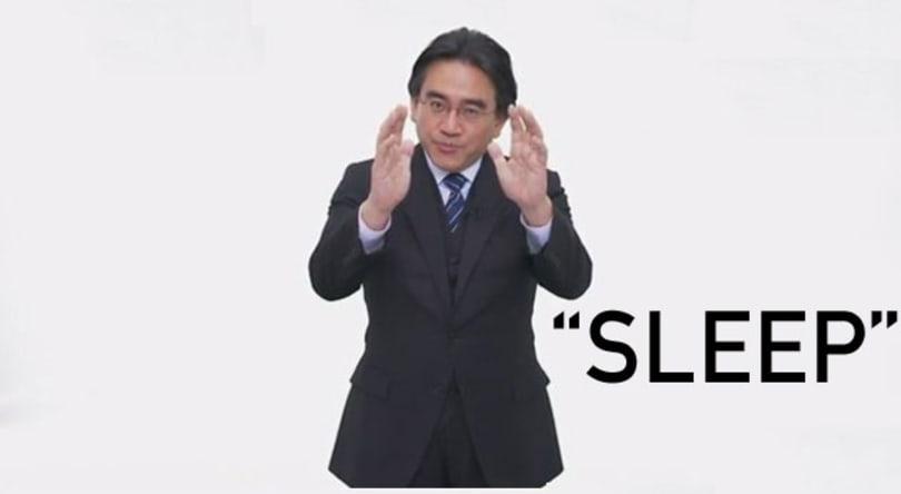 Nintendo is making a fatigue and sleep-tracking health device