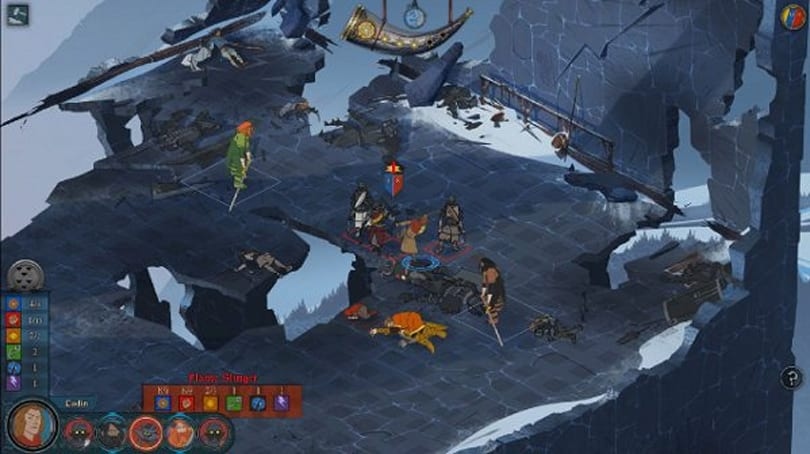 The Banner Saga victorious at The Geekie Awards