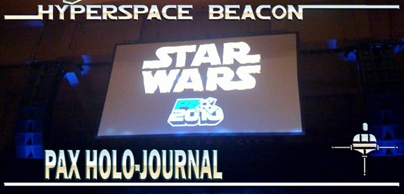 Hyperspace Beacon: PAX holo-journal