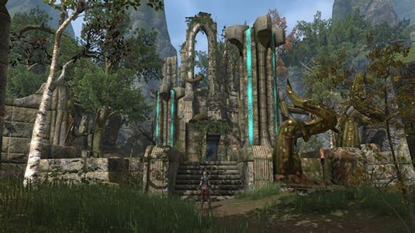 Elder Scrolls Online on solo veteran content, dungeon scaling