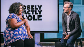 Nicole Byer Talks About Stealing Toilet Paper