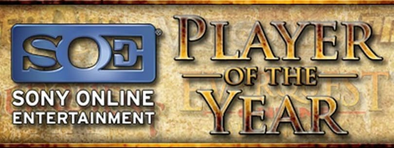 SOE launches 2009 Player of the Year contest