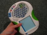 LeapFrog Scribble & Write, Chat & Count hands-on