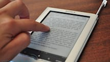Sony slims down, speeds up, and adds touch to its entire Reader family