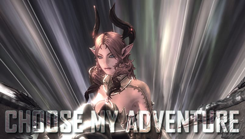 Choose My Adventure: Air travel is not very safe in TERA