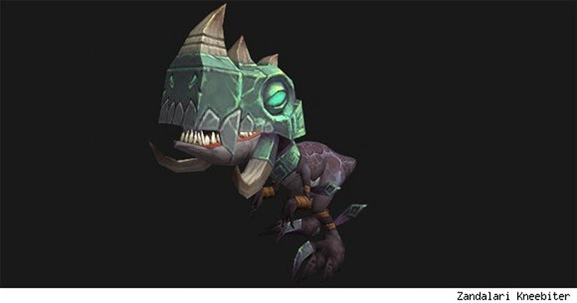 Patch 5.2 PTR: Three new vanity pets introduced