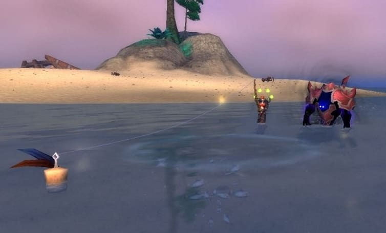 Where to reel in Pandaria's delicious fish