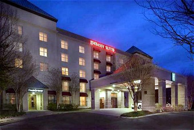 East Memphis Embassy Suites getting facelift, two HDTVs per room