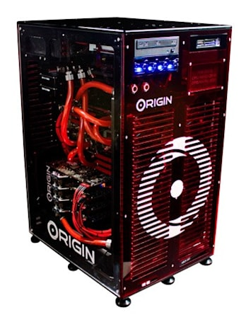 Origin PC's Big O desktop: half gaming PC, half Xbox 360, all muscle