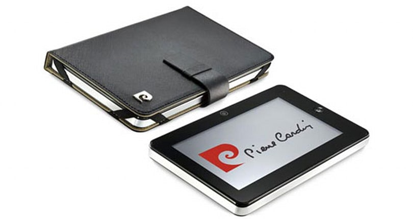 Pierre Cardin PC-7006 touts itself as UK's first 'designer tablet,' wears last season's Android