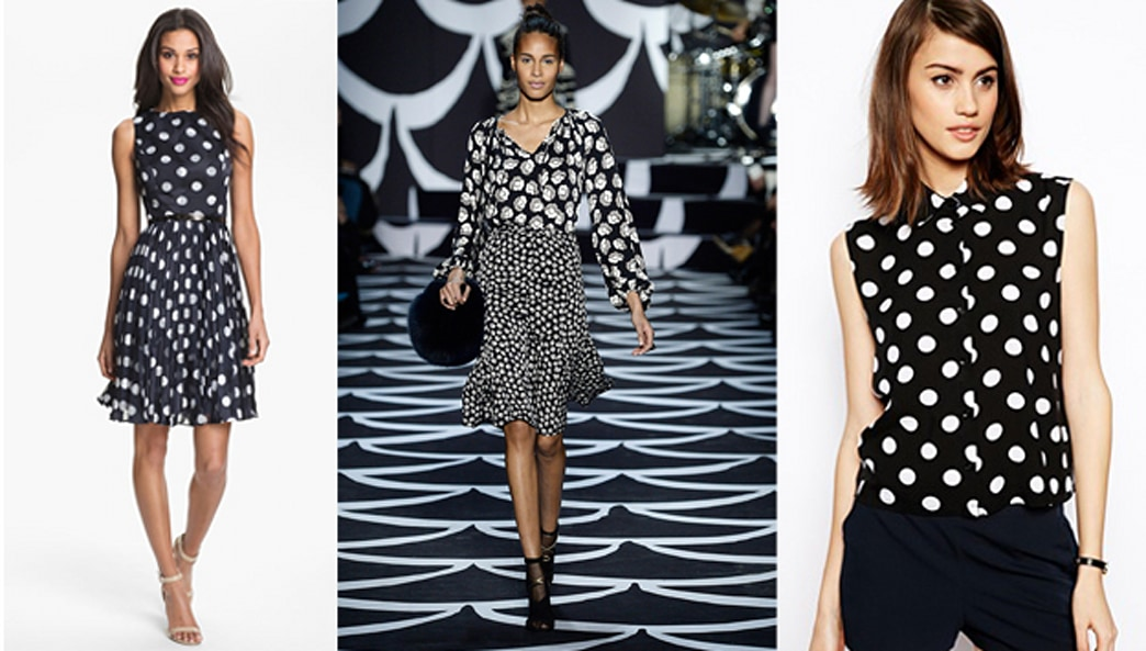 This season, we're seeing spots!