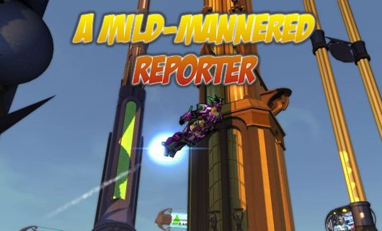 A Mild-Mannered Reporter: Tips for City of Heroes refugees in Champions Online