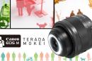 Canon 的 EOS M 新微距鏡「內建」環形 LED,左右可分別補光