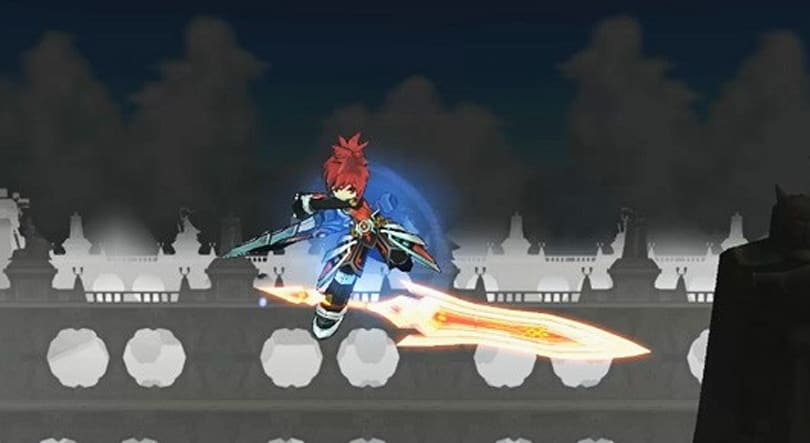 Massively Exclusive: Elsword trailer introduces Sheath Knight class