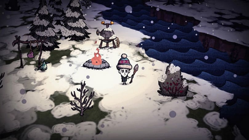 Vita gobbles up Don't Starve: Reign of Giants next week