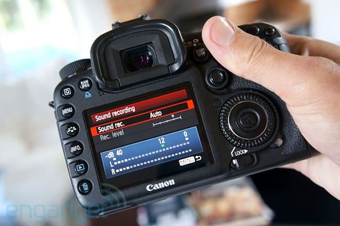 Canon EOS 7D v2 firmware tested: increases burst capacity, gives manual audio control