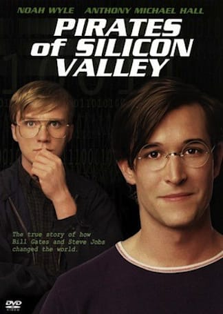 """Steve Jobs thought Noah Wyle did a """"fantastic job"""" playing him in Pirates of Silicon Valley"""