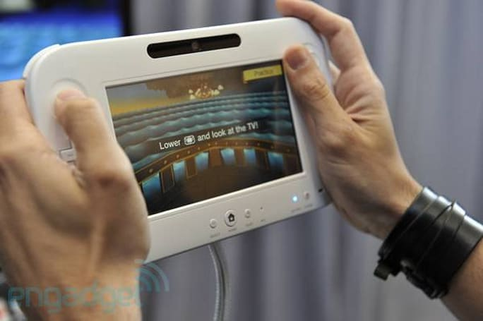 Nintendo says one Wii U controller per console, robs player two of extra screen
